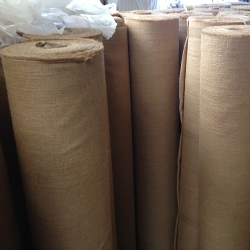 "Natural Fabric:The Fabric product line covers all types of Burlap Fabric starting from 3 oz to 12 oz, Jute-Cotton fabric of width ranges from 1 inch to 72 inches. These fabrics are used for industrial application, gardening and decorative end use. Burlap Roll – finished edge In this section, we produce Burlap fabric of width 6"", 9"", 12"", 14"", 18"", 22"" and so on. – All are finished edge – 100% free from fraying. The fabrics are rolled in 10 yards, 25 yards, 50 yards, 100 yards and so on – based on the requirement. All rolls are made on paper-tube, poly-wrapped. The facility also does the processing part – such as bleaching & dyeing, which is 100% azo-free, where the colour would be prepared as per your choice. It also offers the printed fabric, as per your selected design and colours on it. The fabric also can be prepared as soft treated, Hydro-carbon free, fragrance treated (like Jasmine, Denim), water-proof (without Lamination) or Odourless – depending on the requirement."
